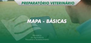 preparatório veterinário básicas