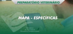 preparatório veterinário específicas
